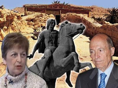 Ηλεκτροσόκ! Αμφίπολη: O τάφος ανήκει στον Μέγα Αλέξανδρο και το γνώριζαν από την αρχή! Διαβάστε τον λόγο που το έκρυβαν!