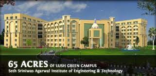Seth Sriniwas Agarwal Institute of Engineering and Technology(SSAIET),Kanpur Uttar Pradesh | Review