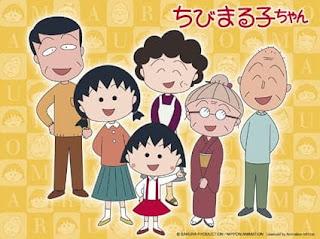 تقرير أنمي ماروكو-تشان Chibi Maruko-chan (1995)