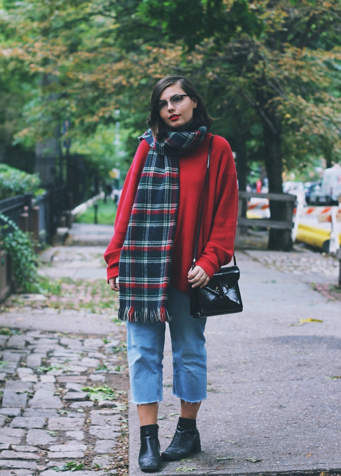 Chunky Fall Layers | Someone Like You