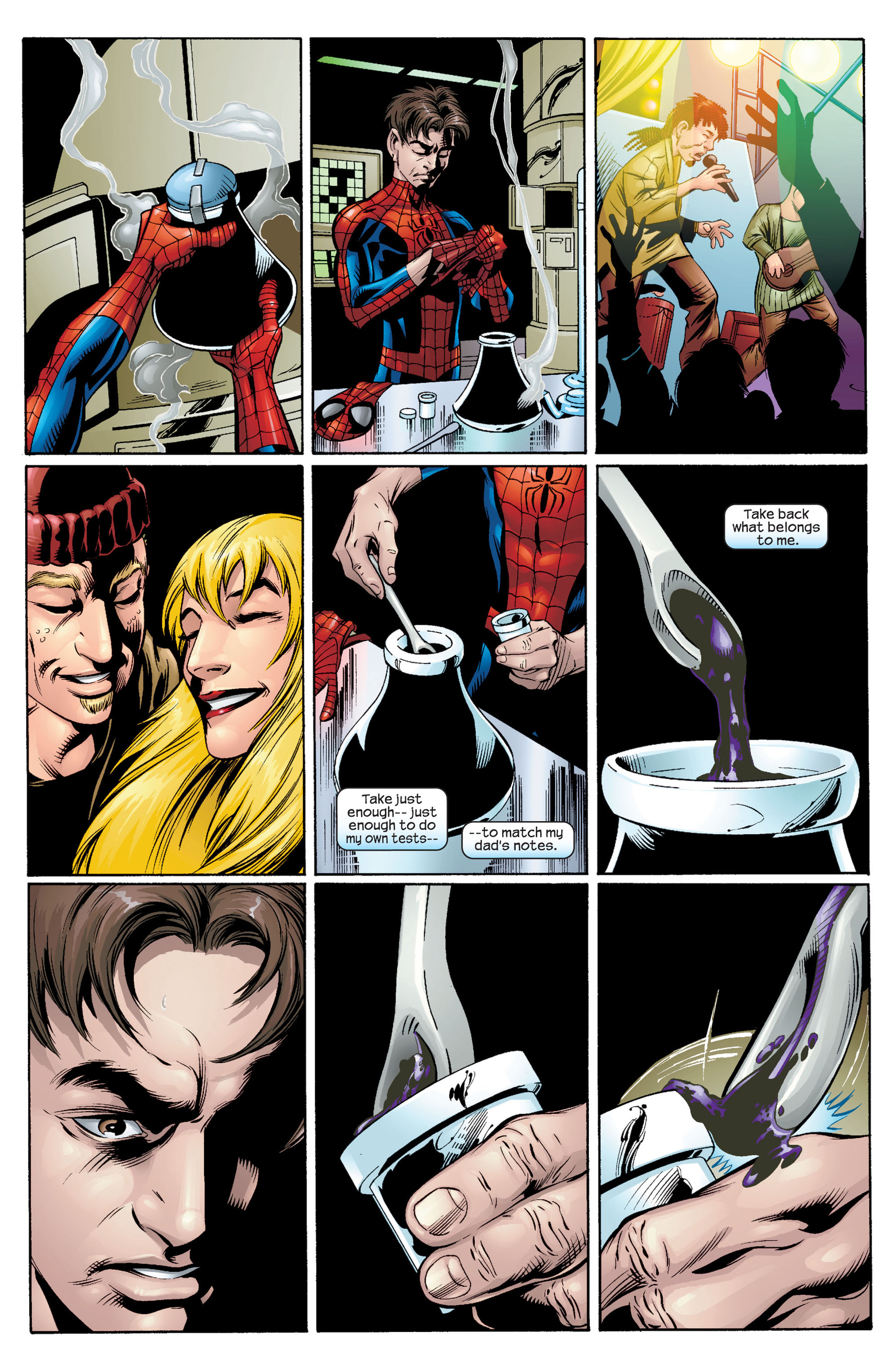 Read online Ultimate Spider-Man (2000) comic -  Issue #34 - 19