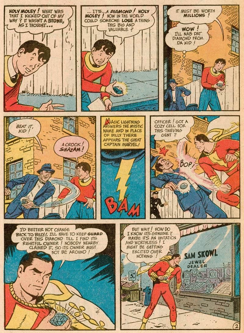 Read online Shazam! (1973) comic -  Issue #4 - 20