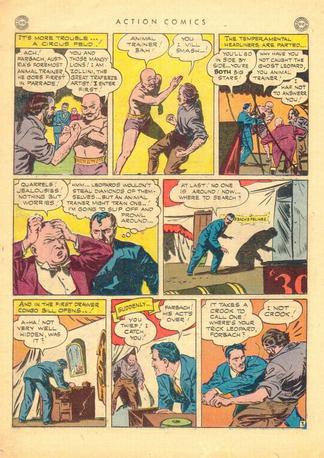 Read online Action Comics (1938) comic -  Issue #77 - 35