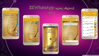 ZEWA Gold v6.25 WhatsAppMods.in