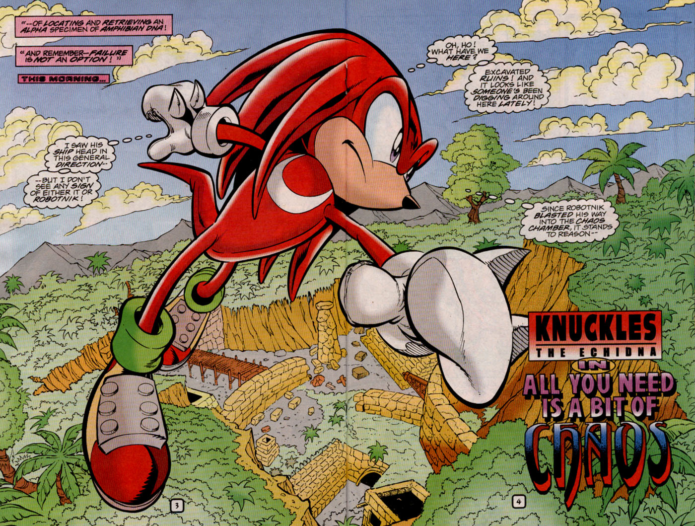 Read online Sonic The Hedgehog comic -  Issue #81 - 13