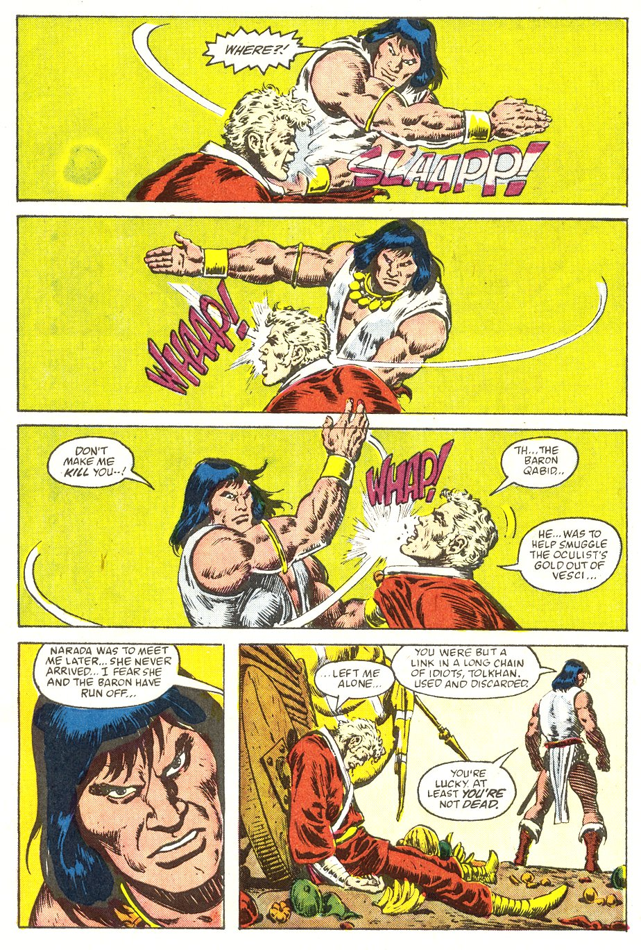 Conan the Barbarian (1970) Annual_11 Page 16