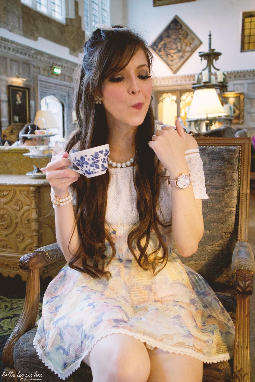 british tea, cream scone