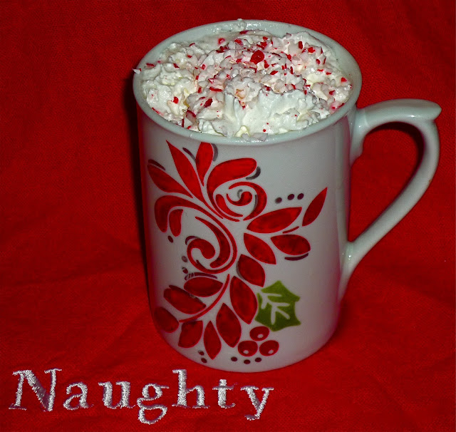 Peppermint White Hot Cocoa - 1 of 50 Warm Drinks for Kids and Adults - See the Collection on Basilmomma.com