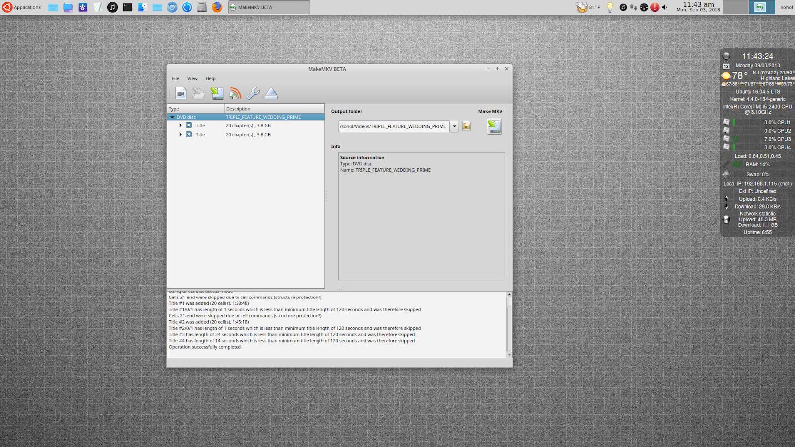 jfn linux project: Install MakeMKV Beta in Ubuntu to Rip DVD