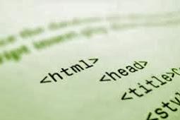 Membuat Tabel Form Dengan HTML