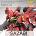 Custom Build: HGUC 1/144 MSN-04 Sazabi [Revised]
