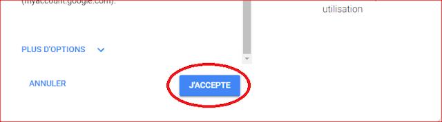 كيفية انشاء حساب جيميل بدون رقم هاتف