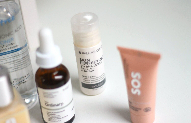 paula's choice skin perfecting 2% bha liquid review recenzija