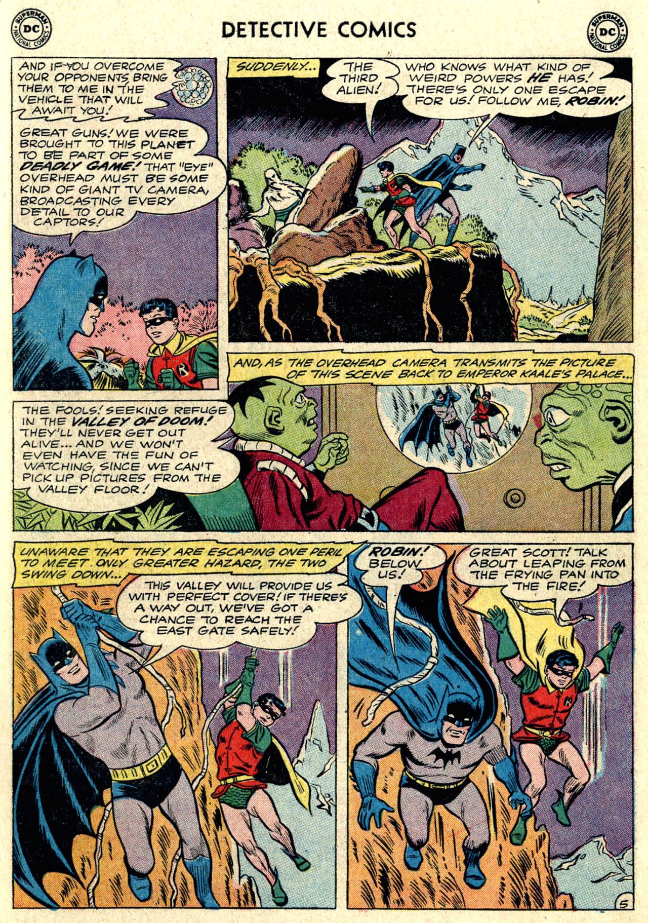 Detective Comics (1937) 299 Page 6