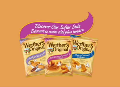 Werther's Wednesday Giveaway Free Sampling Event + Coupons