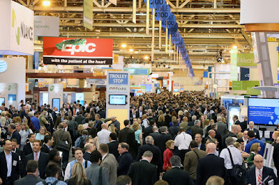 HIMSS Conference Exhibition Selecting Vendors