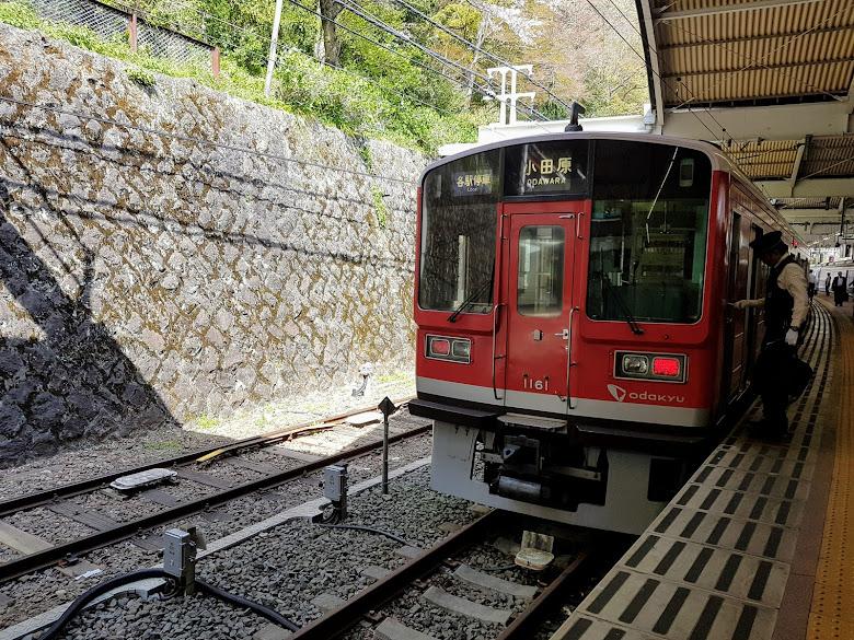 箱根鐵道線列車