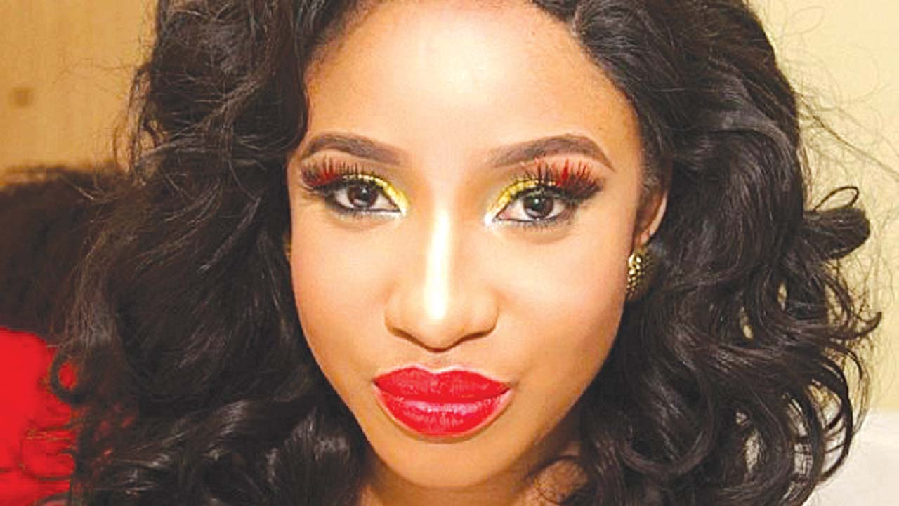 Tonto Dikeh Threaten To Sue Bloggers and Journalists Who Release False Video About Her Bitter Relationship With Her Ex-husband, Olakunle Churchill