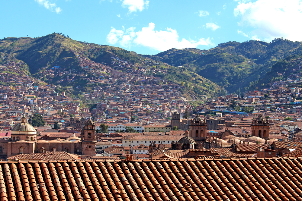 City views over Cusco, Peru - lifestyle & travel blog