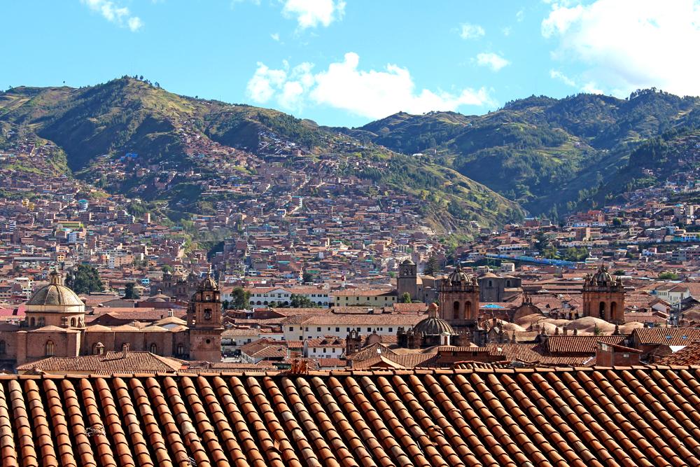 City views over Cusco, Peru - lifestyle & travel blog