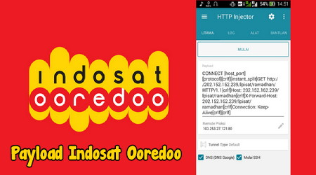 Payload Http Injector Indosat Ooredoo 1