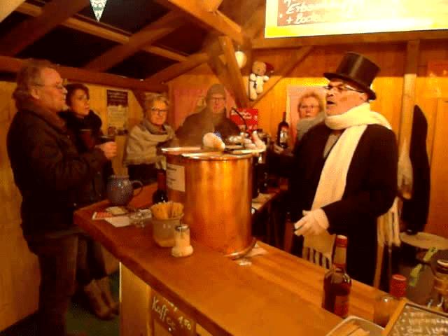 Naumburger Weihnachtsmarkt.Schloss Schenke Goseck Familienfreundliche Veranstaltungs