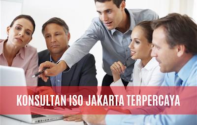 Konsultan ISO Jakarta Terpercaya