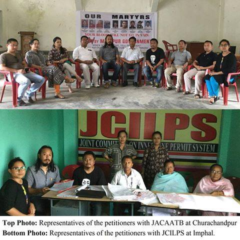 Public petition urges Tribal JAC and JCILPS to end ILP impasse