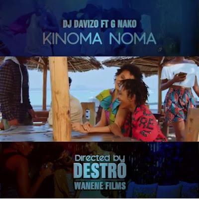 Dj Davizo Ft G Nako – Kinoma Noma video