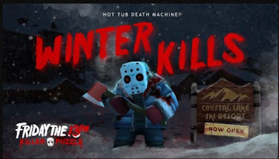 Friday the 13th Killer Puzzle MOD APK v1.6.2 Full Version
