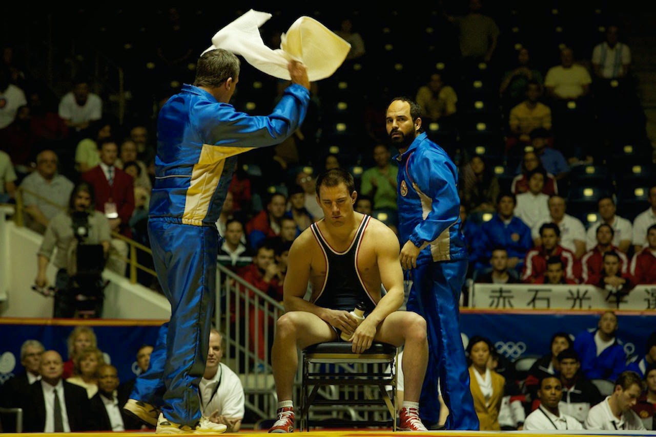 foxcatcher-steve carell-channing tatum-mark ruffalo