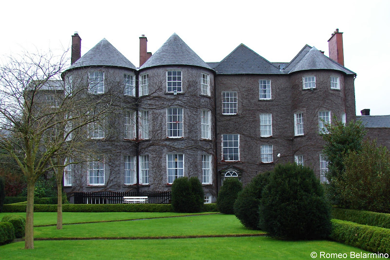 Butler House Hotel Irish Castles Ireland Road Trip