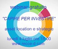 webinar investire