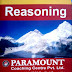 Competitive Exams Reasoning PDF Book By Paramount Coaching Center Download