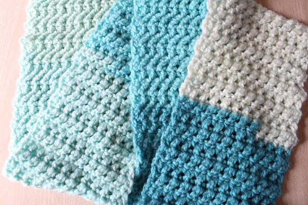 crochet, free pattern, scarf, Faerie's Enchantment, Caron Cakes, Faerie Cake