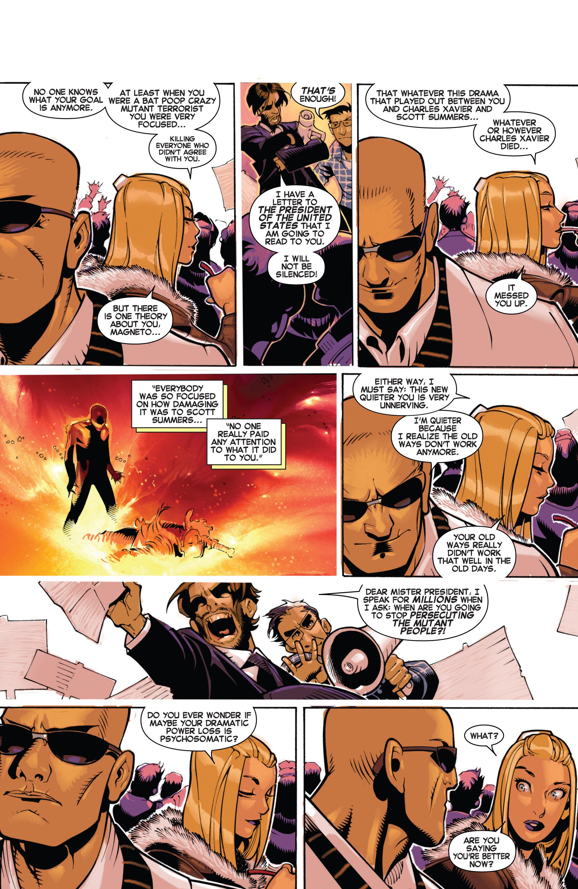 Read online Uncanny X-Men (2013) comic -  Issue #16 - 6