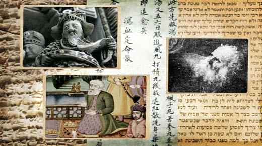 LONGEVITY ANCIENT - ¿LA GENTE EN LA ANTIGÜEDAD REALMENTE TUVIERON ESPERANZAS DE VIDA DE MÁS DE 200 AÑOS?