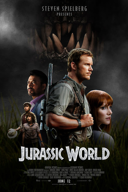 Jurassic World movie
