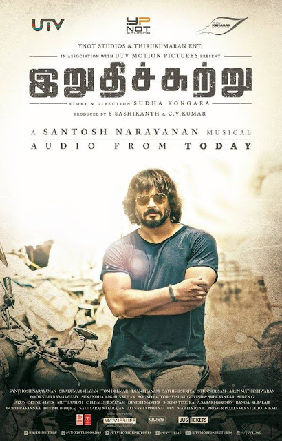 Irudhi Suttru (2016) ταινιες online seires oipeirates greek subs