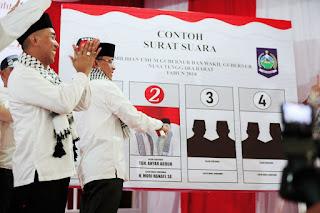 <b>Ingin PAD Provinsi NTB Meningkat?, Coblos Ahyar Mori</b>