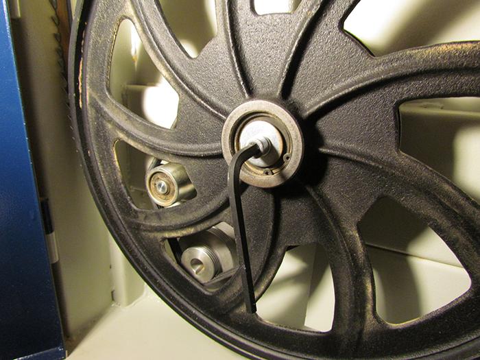 Bandsaw Tires Diy