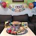 Подготовка к детскому дню рождения или что можно успеть за три часа имея принтер и плоттер
