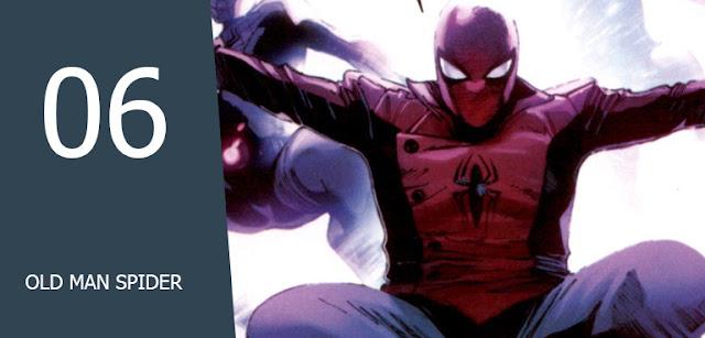 pemeran spiderman terbaik