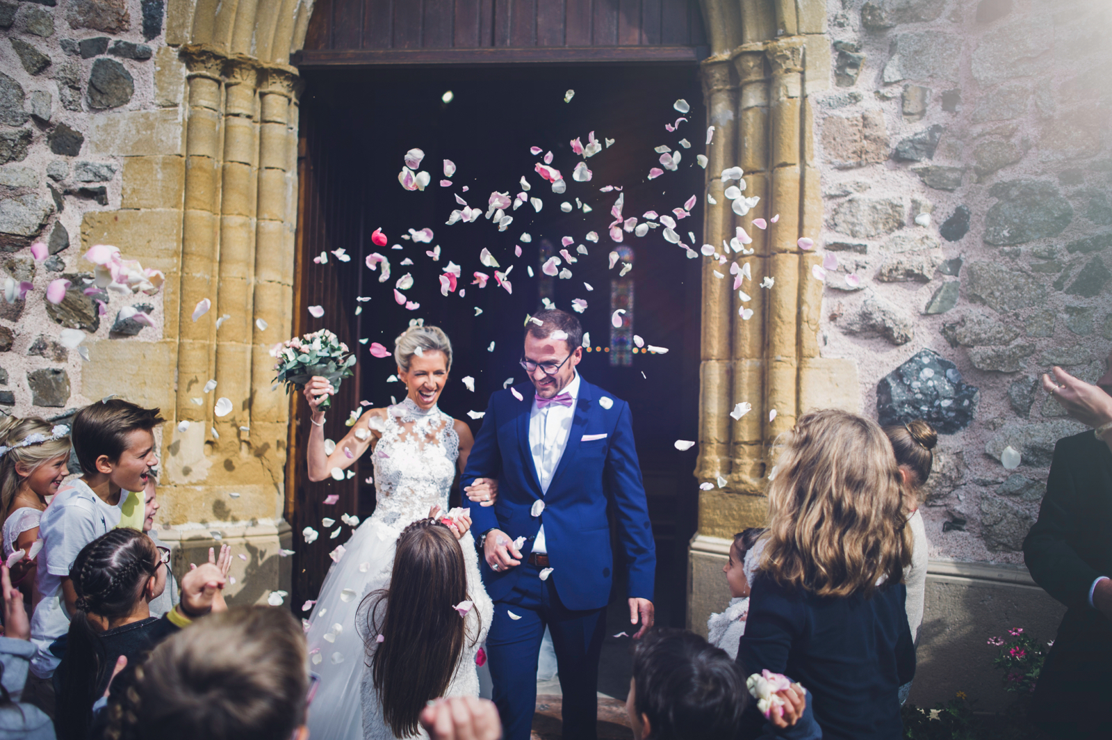 Photographe mariage Lyon Roanne Château de Champlong