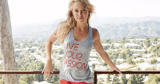 Kate Hudson, actress and founder of Fabletics
