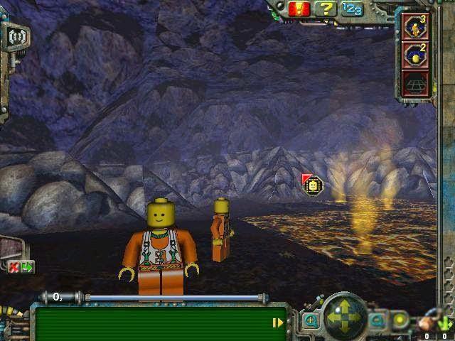 LEGO Rock Raiders PC Games Screenshots