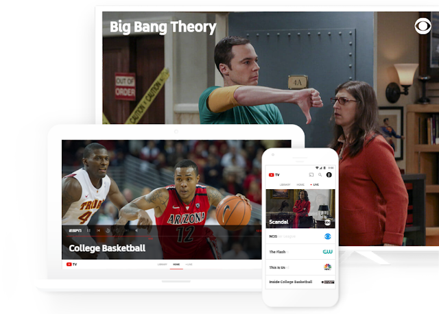 YouTube TV Now Available In Select Market