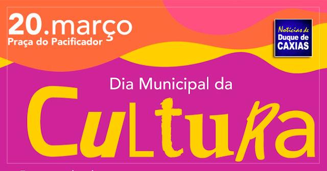 Dia municipal de Cultura em Caxias tem programação gratuita neste 20 de março