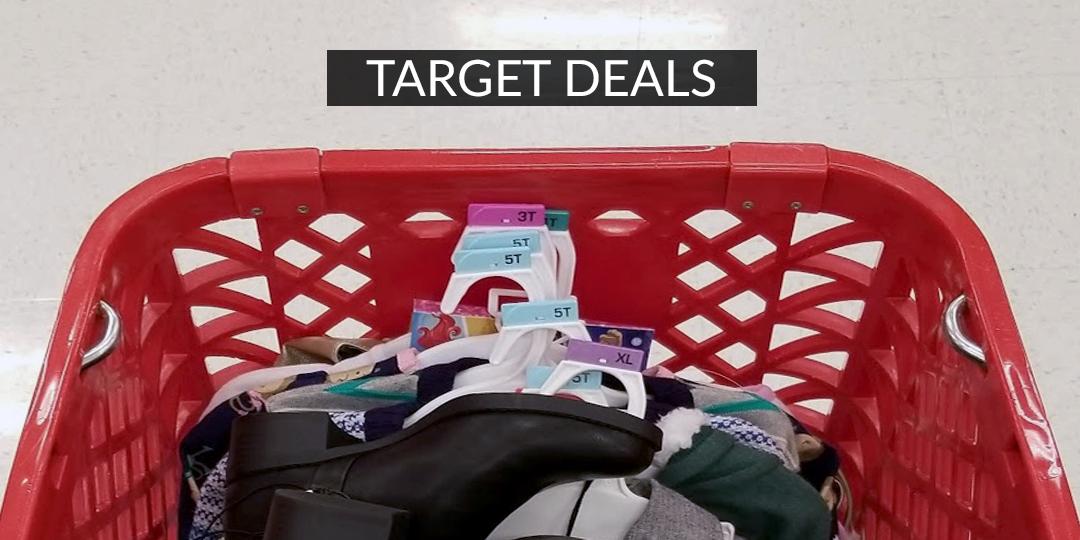 Target Winter Sale - Nat in Love