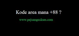 kode area mana